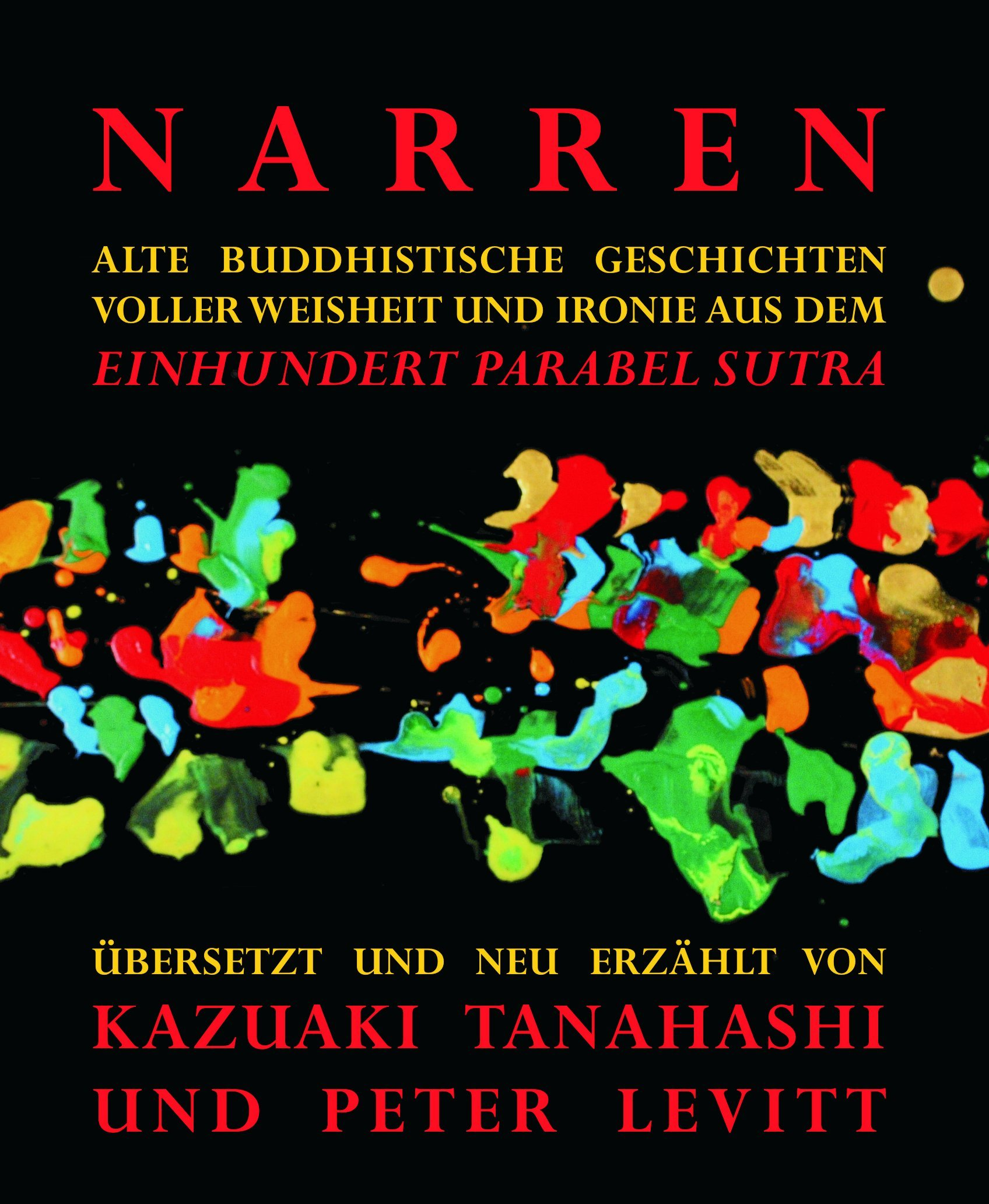 9783981350418_ NARREN_Cover_Vorderseite